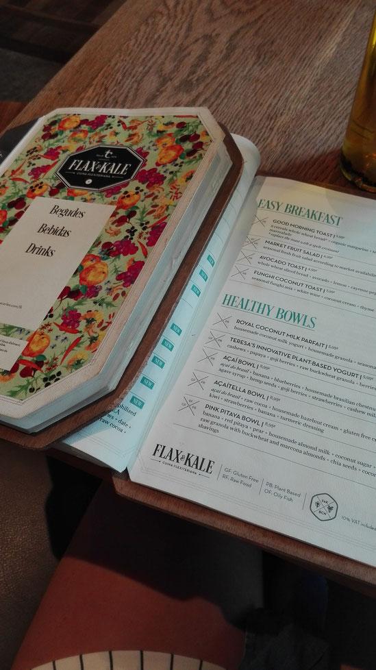 Flax & Kale | Barcelona Spanien Spain