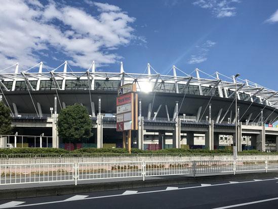 味の素スタジアム(東京スタジアム)の写真