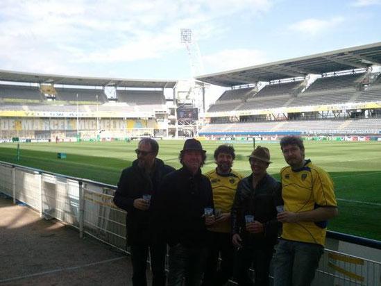 1/4 de finale H CUP 2014