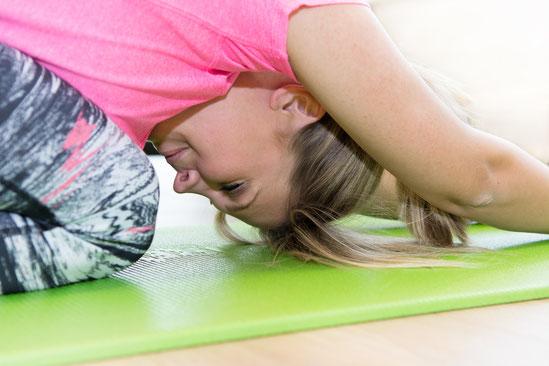 Pilates Training Einsteiger TPZ Ibbenbüren
