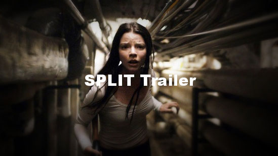 SPLIT Trailer bei Cinestar Mainz | powered by EXIT EXPERIENCE
