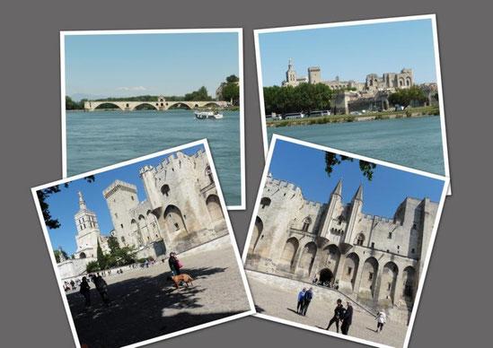 Avignon Impressionen