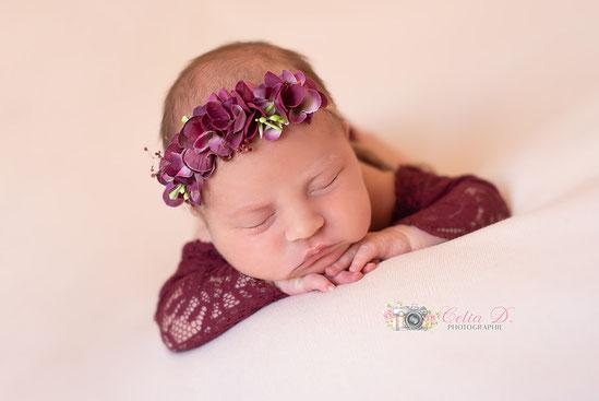 Celia D. Photographie - Photographe naissance nouveau-né bébé à domicile Dijon Beaune Nuits Saint Georges Auxonne