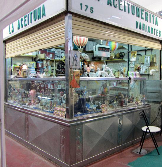 El Laberinto, evento, Mercado de la Cebada