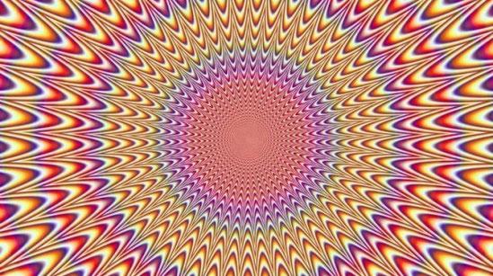 Illusioni Ottiche Benvenuti Su Goccediperle