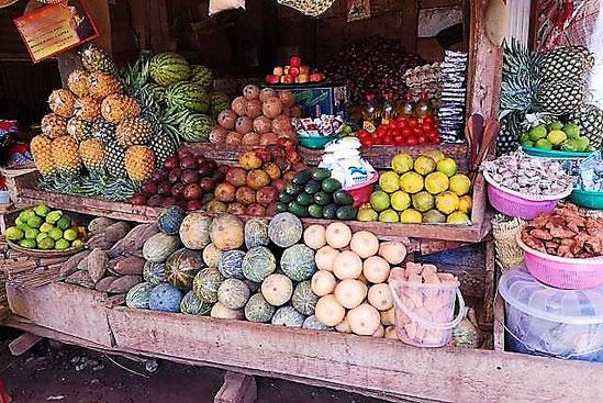 Vegan unterwegs in Tansania
