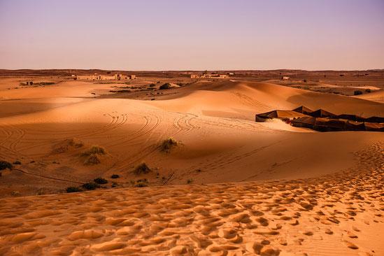 Wüste, Marokko-Reise