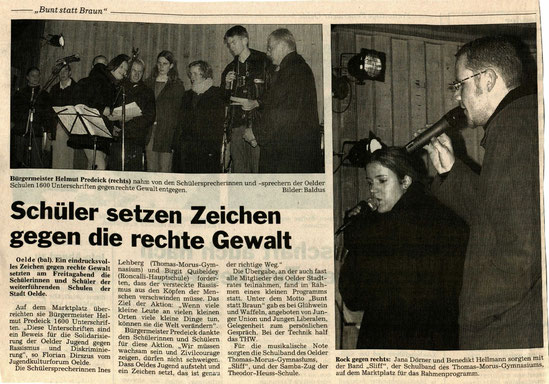 Die Glocke 27,11.2000