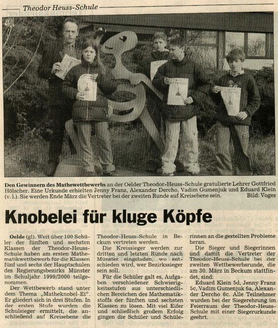 Die Glocke 18.03.2000