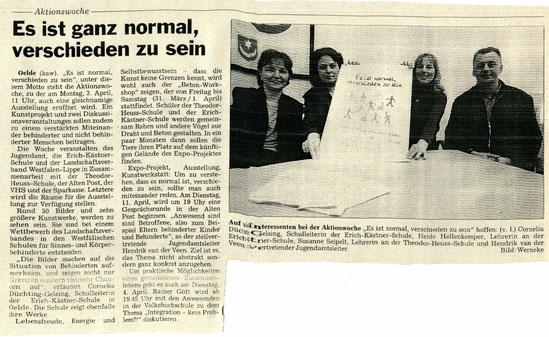 Die Glocke 39.03.2000