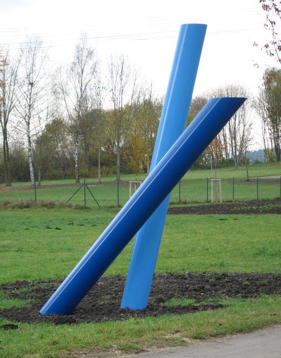 Corporate Art / Kunst für Unternehmen - Skulptur Stadt Erbach