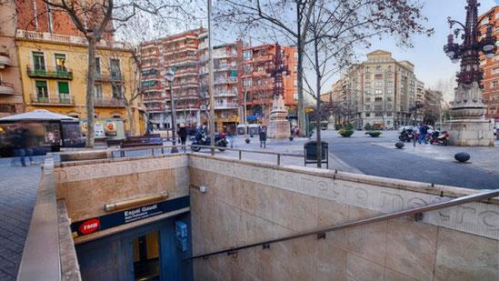 Ужасы метро Барселоны
