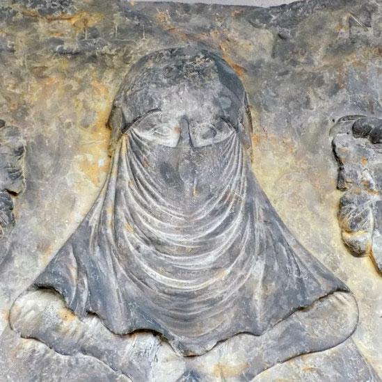 Elisabeth von Grensing Denkmalhalle Freital-Döhlen. Bild: Susann Wuschko