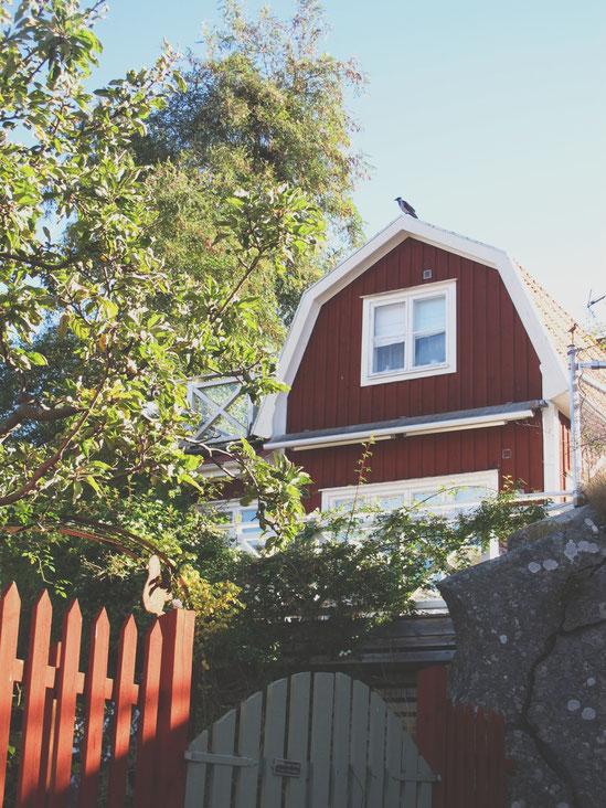 suède vaxholm bois rouge maison jardin bigousteppes