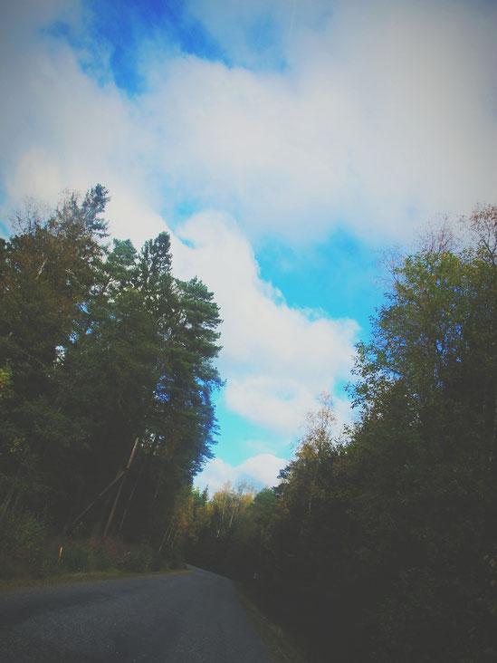 route suède bigousteppes