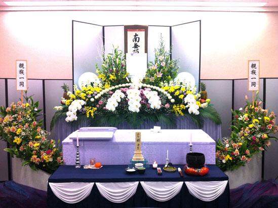 小林斎場花祭壇