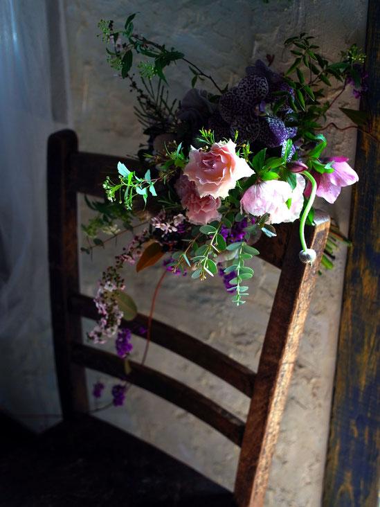 4月first lesson 「Spring Tiny Bouquet」