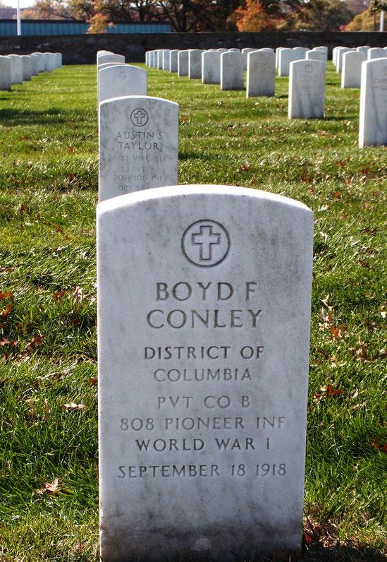 Tombe de Boyd - Boyd's grave - FindaGrave.com