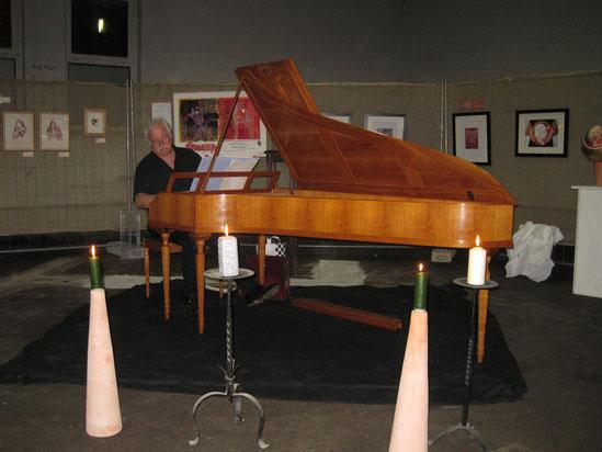 Mozart-Konzert in der Kunstfabrik (stadlau)