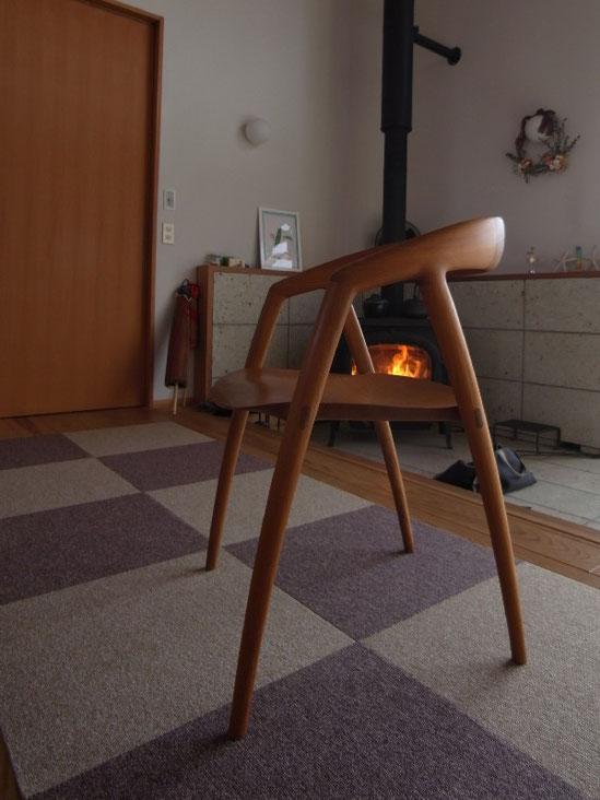 山形の家(山形村)宮崎椅子製作所 DC09