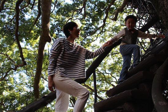 星野リゾート リゾナーレ熱海 ママと息子