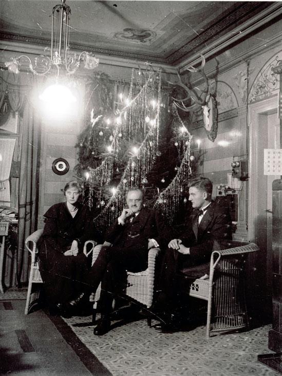 1932 Weihnachten