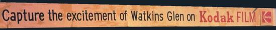 Watkins Glen on Kodak FILM