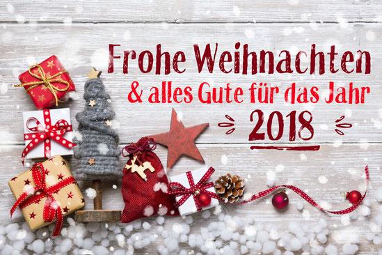 Frohe Weihnachten & alles Gute für 2018 - Schuhmacher Technologies ...