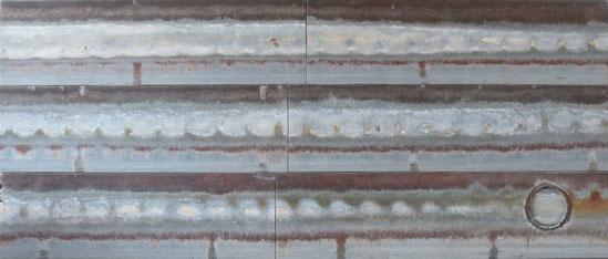 Fugue 159 x 59 cm