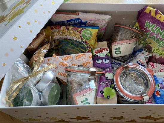 Süße Geschenkidee für Kinder, Teenager Mädchen und Jungen zum Geburtstag, zu Ostern oder Jugendweihe