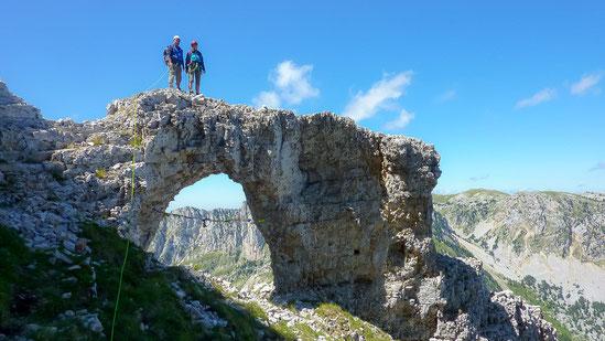 L'arche du Mont Aiguille