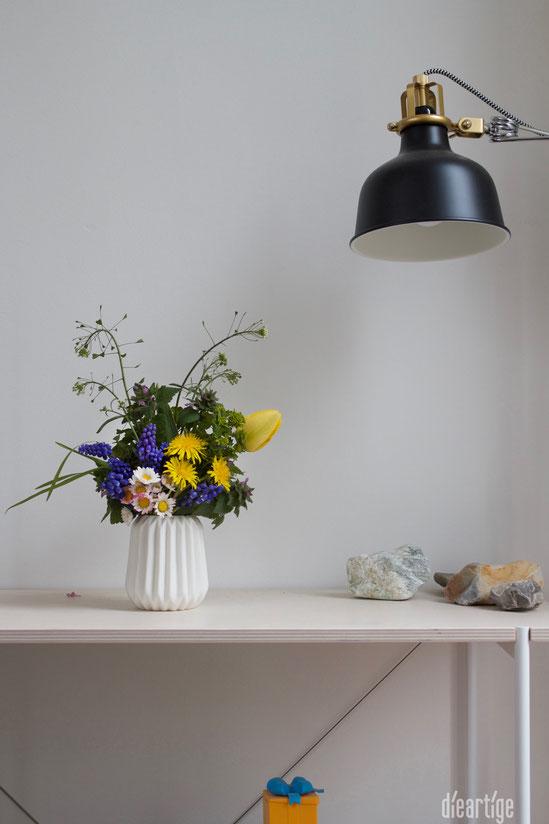 dieartigeBLOG - Wiesenblumen, Frühlingsstrauß