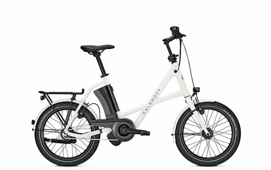 Kalkhoff Sahel e-Bikes 2017