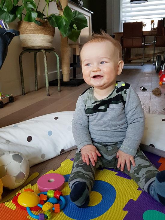 Dean 8 maanden