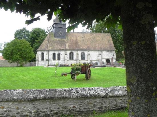 eglise Saint Germain de Croisy