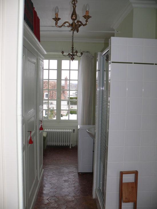 la salle de douche n°1