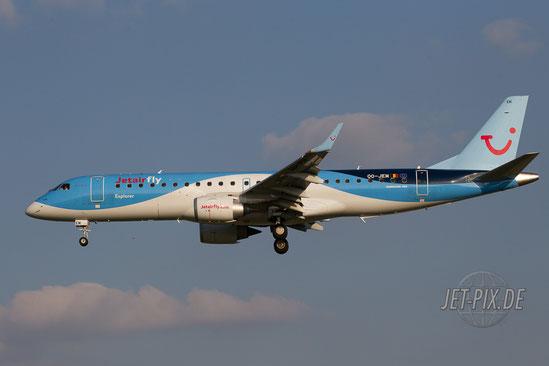 OO-JEM Jetairfly Boeing 767