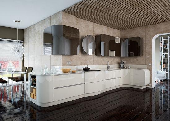 cocinas modernas modernas en guadalajara toda la zona pueblos ...