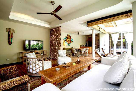 Umalas 1 bedroom villa for sale with high ROI