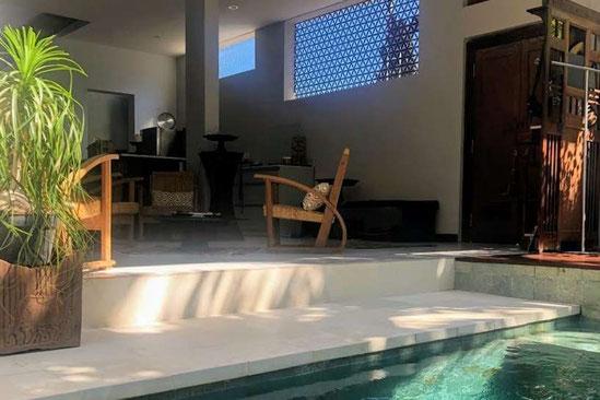 Kedungu villa for sale