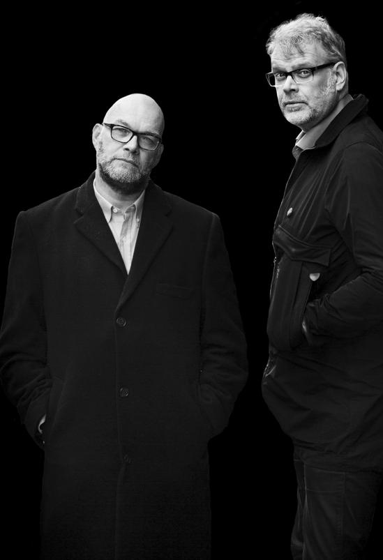 Hjorth & Rosenfeldt – Hamburger Krimifestival 2018