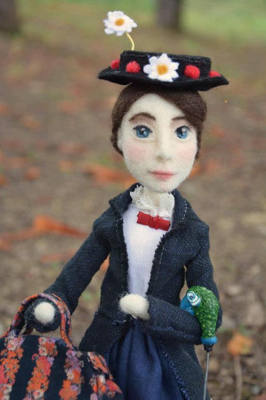 Mary Poppins, tra le Sante perchè è fondamentalmente una fata buona
