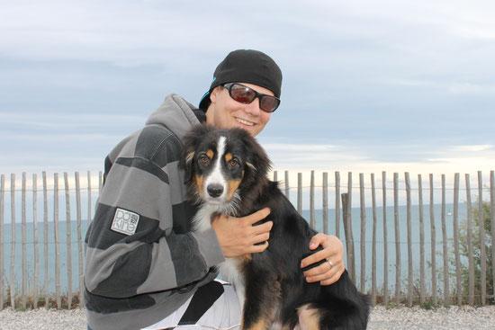 Colin mit Balou