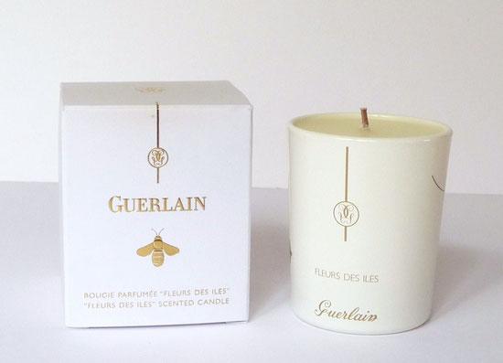 GUERLAIN - BOUGIE PARFUMEE FLEURS DES ILES