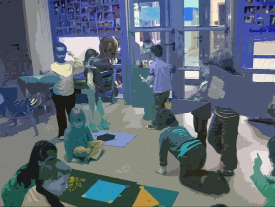 Inklusion Kindergarten Aachen Behinderung