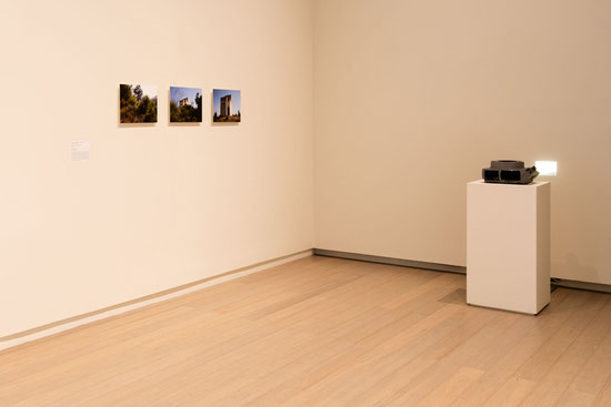 Sofiane Zouggar, installation, The Wallach Art Gallery, Columbia University, New York, Waiting for Omar Gatlato, Algerian Contemporary Art, Contemporary Art,