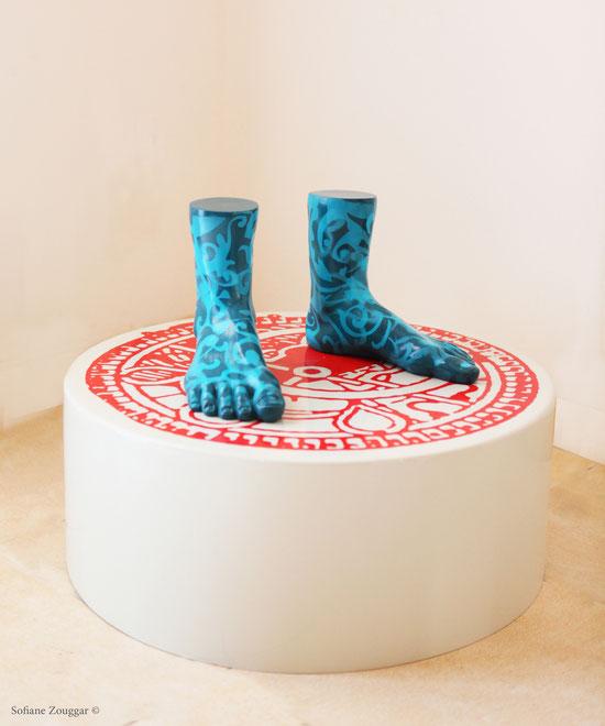 Sofiane Zouggar, sofiane zouggar, zouggar, Contemporary Algerian art, algeria civil war, algerian independance, terrorism, sofiane zouggar, haraga, astrolab,