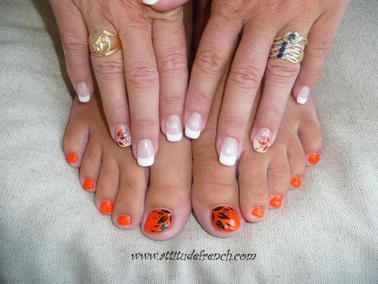 beaut des pieds manucure onglerie nail art sur andernos. Black Bedroom Furniture Sets. Home Design Ideas