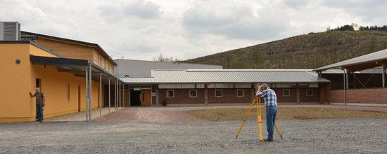 Vermessungsbüro Albrecht Riedel, vom Lageplan zum Bauantrag bis zur Gebäudeeinmessung