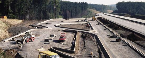 Vermessungsbüro Albrecht Riedel für Kataster, Brückenbau, Straßenbau und Industrie